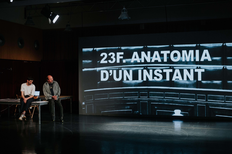 23 F Anatomia d'un instant
