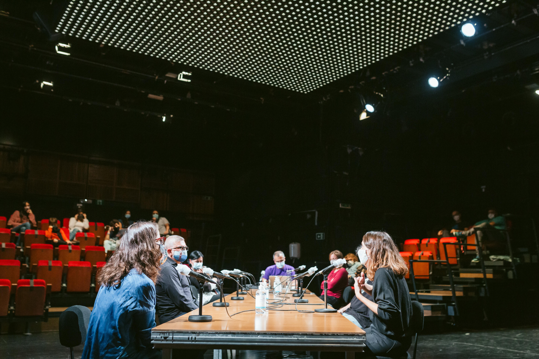 La taula