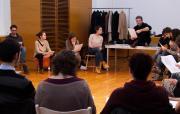 La Kompanyia Lliure - talleres semana 3