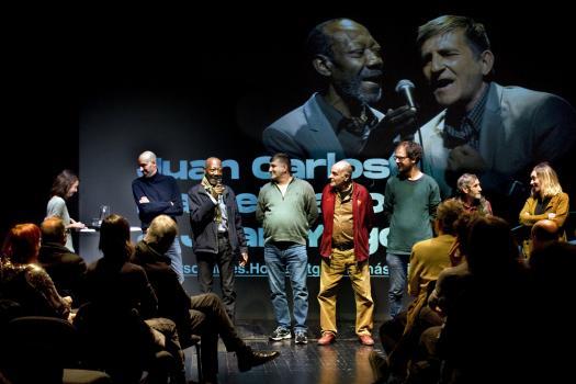 Sis personatges. Homenatge a Tomás Giner