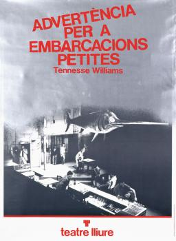 Advertència per a embarcacions petites - 1983