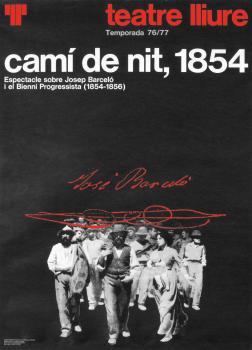 Camí de nit, 1854 - 1976