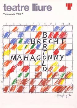 Ascensió i caiguda de la ciutat de Mahagonny - 1977
