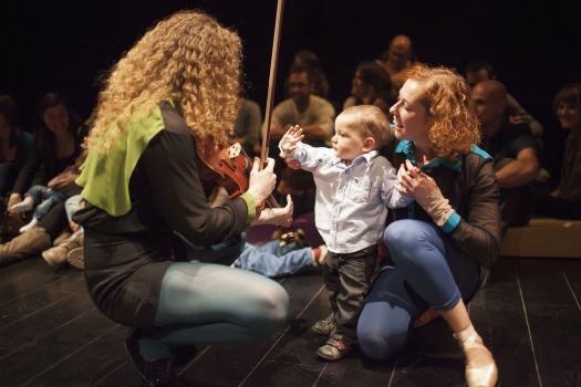 Concert per a nadons n.1 en Mi bemoll
