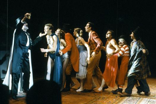 Fulgor i mort de Joaquín Murieta - 1982