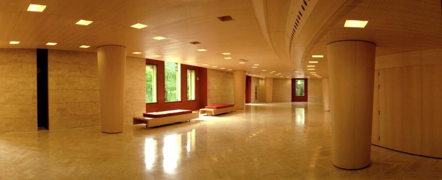 Sala Fabià Puigserver - foyer