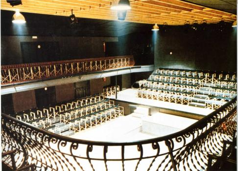 sala de Gràcia - 1976